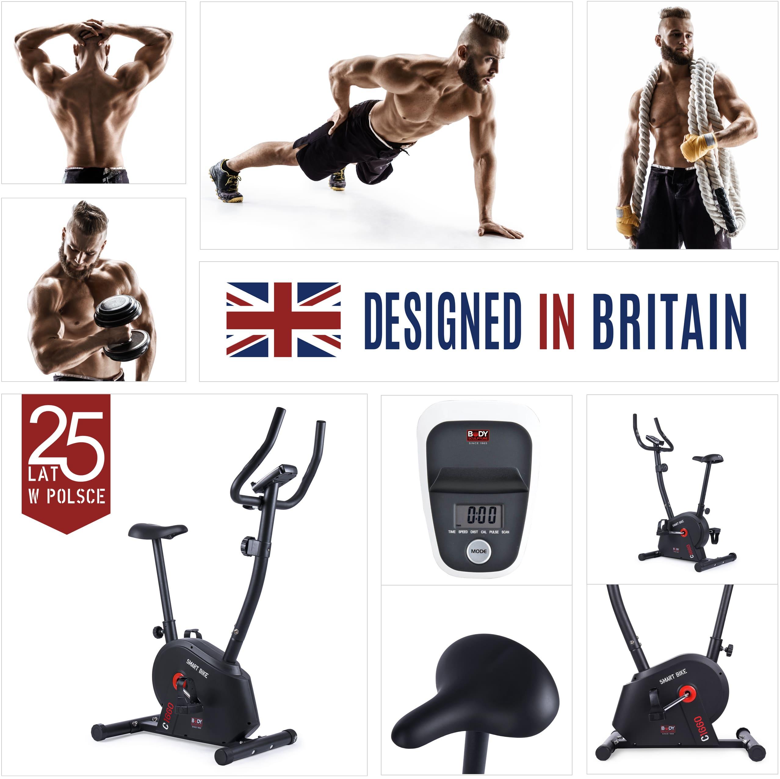 body-sculpture_trening_rower-magnetyczny