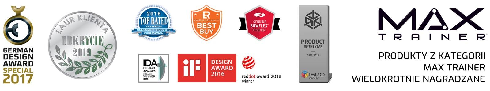 bowflex_produkty-wielokrotnie-nagradzane